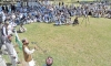 idps jirga sit-in protest islamabad fata north waziristan pakistan