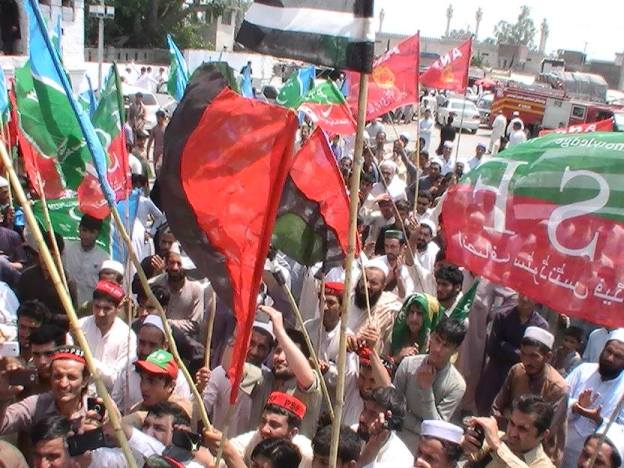 Political parties reject FATA Reforms Commission proposals