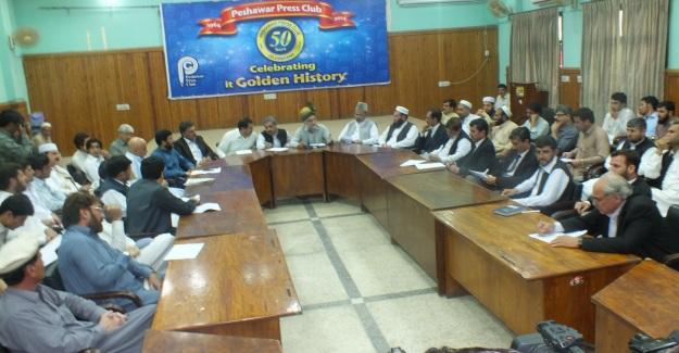 FATA-parlementarian-press-confrence-pic-by-Sajid-Ali-Koki-Khel-2